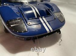 1/18 Exoto 1966 Ford GT40 MkII X-1 Roadster, Excellent Condition, Beautiful