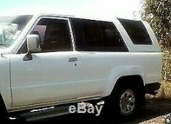 1984 Toyota 4Runner SSR Limited Edition
