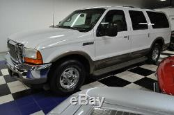 2001 Ford Excursion 7.3 LIMITED EDITION ONE OWNER AMAZING CONDITION