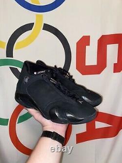 2005 Air Jordan XIV (14) Real Pink Size 9.5M 11W No Box 9/10 Condition