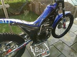 2008 Scorpa SY250F 15th Anniversary 25/75 Limited Edition Excellent Condition