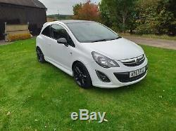 2013 Vauxhall Corsa 1.2 Limited Edition Excellent Condition