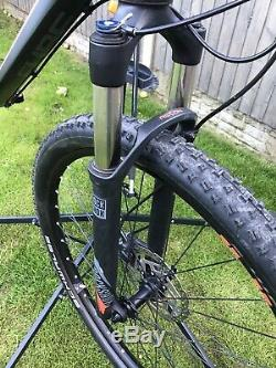 2017 Cube LTD PRO 29er hardtail mountain bike 19 inch A1 Condition