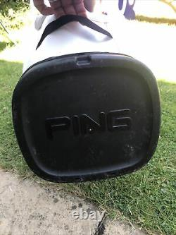 2021 PING Hoofer Lite Tour Golf Stand Bag, 4-Way, A1 condition, Limited Edition