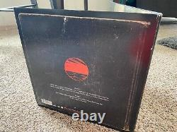 AFI Sing The Sorrow 2LP Vinyl, Clear Red, Rare, Mint Condition