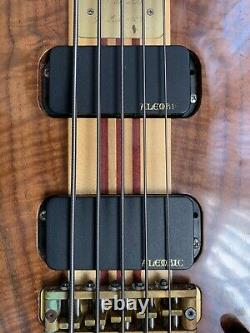 Alembic 5 String Limited Edition Electric Base Guitar Excellent Condition