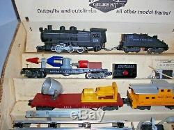 American Flyer S Gauge Vintage Train Set Nice Condition 21004