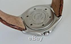BREITLING men's watch, A57035 COLT model, MINT Condition! Deployment Clasp
