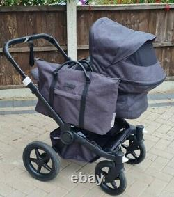 BUGABOO DONKEY 3 MONO LIMITED EDITION only used 5 times, excellent condition