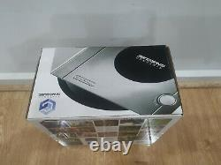 Boxed Nintendo Gamecube Limited Edition Platinum Console- GREAT CONDITION