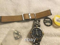 Breitling Aerospace F56062 With Spare Strap VG+ Condition