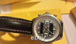 Breitling Chronospace mens watch A78365 boxed, good condition