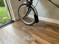 Brompton M6L Barbour, Limited Edition Folding Bike. Excellent Condition