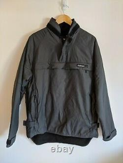 Buffalo System LTD. Charcoal Mountain Shirt Jacket Size 42 Great Condition