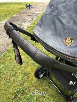 Bugaboo Buffalo Diesel denim limited edition buggy, excellent Condition