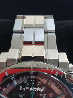 Bulova Precisionist Chrono 140th Anniversary Excellent Condition Green 96G241