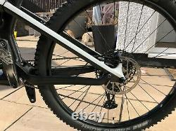 Canyon Strive CFR 9.0 Ltd XL Factory Suspension Great Condition 2020 Model