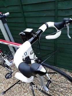 Carrera Vertuoso Road bike Limited edition Team GB Olympic IMMACULATE CONDITION