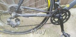 Carrera tdf ltd edition road bike 6061 t6 hardly used in excellent condition