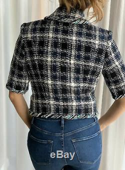 Chanel Cropped Jacket Perfect Condition! 100% Authentic