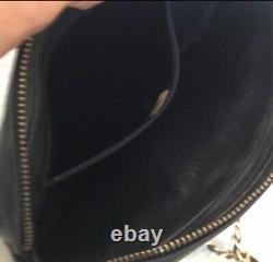 Chanel tassel bag- vintage Great Condition! BLACK