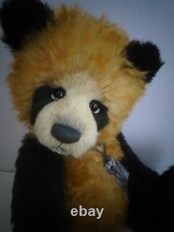 Charlie Bears Washington Beautiful, Perfect Condition. Limited Edition