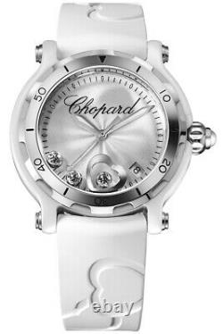 Chopard Happy Heart Limited Edition 1000wrist watch-Very Good Condition&Authetic