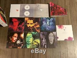 Chris Cornell Limited Edition Super Deluxe Box Set Near Mint Condition Must See