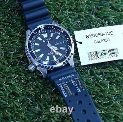 Citizen Promaster Fugu Ltd Edition JDM watch NY0080-12E full set, mint condition