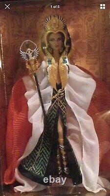 Cleopatra Barbie Doll- 2010 Limited Edition-mib-perfect Condition