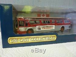 Corgi Bus 54305 GM 5302 Fishbowl Toronto Transit Commission TTC Mint Condition