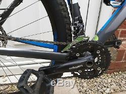 Cube LTD PRO 29er hardtail mountain bike 19 inch Good Condition