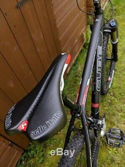 Cube LTD Team Mountain Bike 18 frame, 26 wheels Very Good Condition