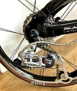 Dahon Folding Bike Helios XX Limited Edition Never Ridden 7.7Kg Mint Condition