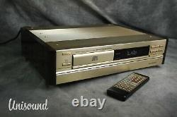 Denon DCD-1650GL Limited Edition Compact Disc CD Player in Excellent Condition