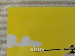 Dirty Funker Flat Beat LTD Edition Banksy 12 Vinyl Record RARE MINT CONDITION
