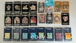 Disney Pins Bundle/Lot Limited & Open Edition 82 Pins Very Good Condition