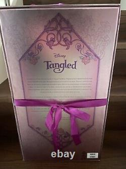 Disney Store Rapunzel Limited Edition Doll Condition New, Fast Ship
