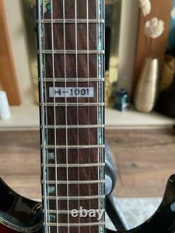 ESP LTD 1001 Floyd Rose Guitar Excellent Condition, Slightly Used