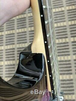 ESP LTD MH100-QMNT Electric Guitar Good Condition Plays Great