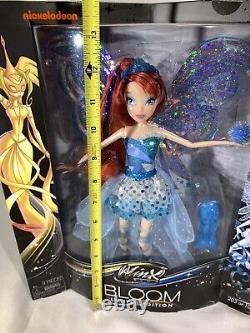 EXCLUSIVE Winx Club Limited Edition Deluxe Bloom Doll SDCC NEW CONDITION