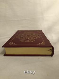 Easton Press Famous Editions Dracula by Bram Stoker MINT Condition CA
