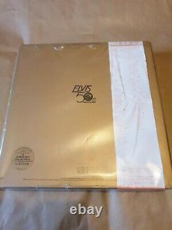 Elvis Presley The Complete Japanese Singles Vinyl Lp Box Set Ltd Mint Condition