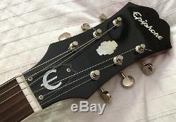 Epiphone Riviera Custom Shop Limited Edition. Fantastic Condition. Rare