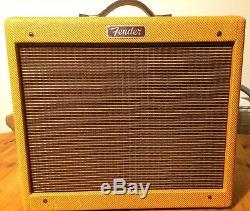 Fender Blues Junior ltd edition in Lacquered Tweed Finish Excellent Condition