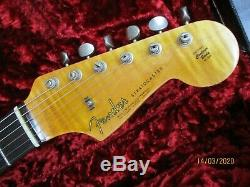 Fender Custom Shop 64ltd Relic Stratocaster Limited Edition 2019, Mint Condition