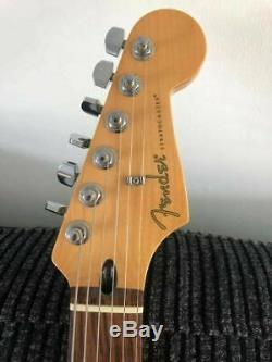 Fender Limited Edition Blacktop Stratocaster Excellent Condition Gloss Black