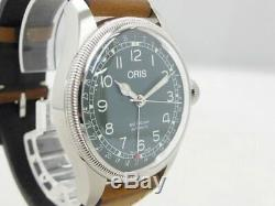 Free Shipping Pre-owned ORIS Big Crown Limited Edition Watch Good Condition