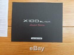 Fujifilm X100, Black Limited Edition. Excellent Condition, Very Genuine X100