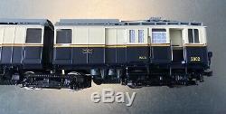 Fulgurex MOB FZe6/6 HOm & 4 Wagons Lits Pullman Express Cars Excellent Condition